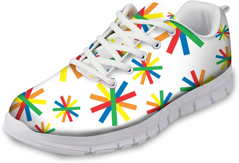 Freewander Lightweight Mesh Casual Girl Sport shoes Tennis shoes