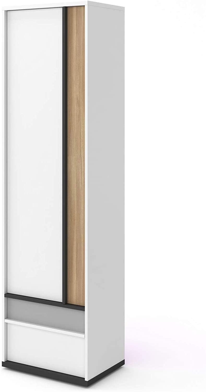 Furniture24_eu Schrank mit regalen Hochschrank Imola IM-03