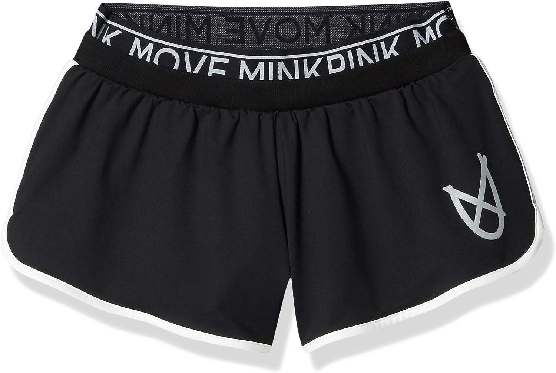 MINKPINK Women's The Dark Side Running Short