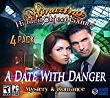 A Date with Danger: Amazing Hidden Object Games (4 Pack)