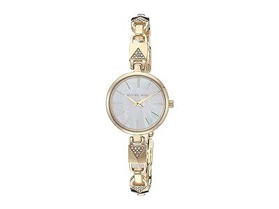 Michael Kors MK4439 Jaryn Mercer (Gold) Watches