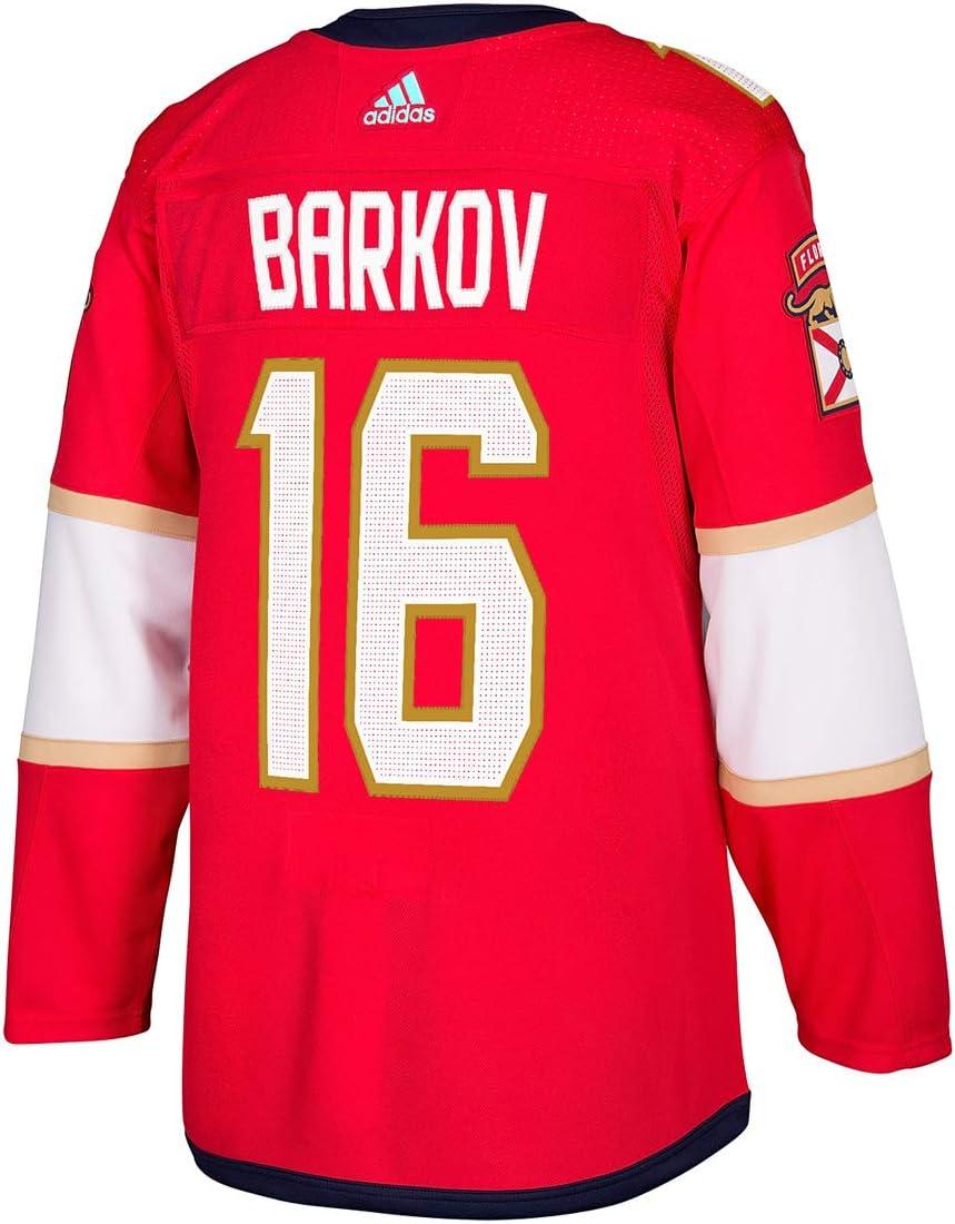 adidas Aleksander Barkov Florida Panthers Hoc Authentic Gifts NHL High order Home