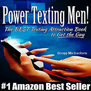 Power Texting Men! audiobook cover art