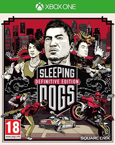 Sleeping Dogs Definitive Edition (Xbox one) [Edizione: Regno Unito]