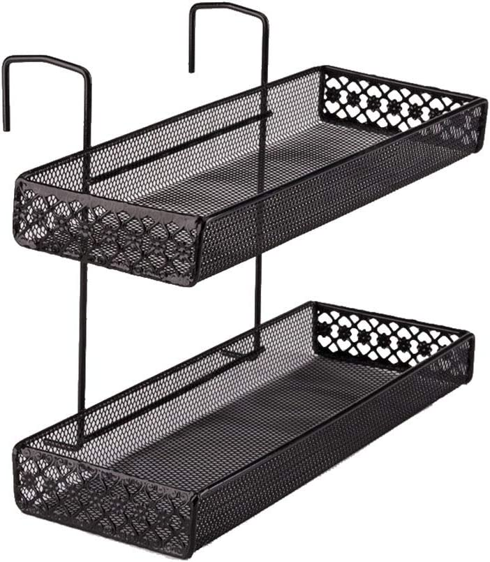 Plant OFFicial Stands Tabletop Stand Flower Rack Max 75% OFF Doub Iron Art Pot