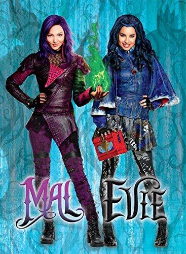 Puzzle - Ceaco - Descendientes Disney - Mal & Evie 250pc Nuevo 2243-2