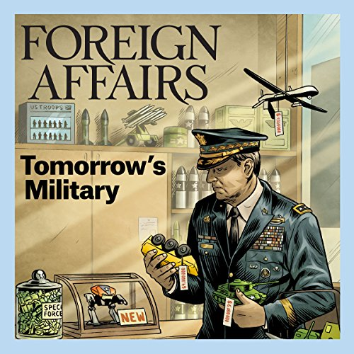 Foreign Affairs - September/October 2016 audiobook cover art