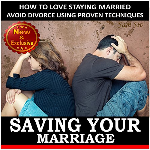 Saving Your Marriage audiobook cover art