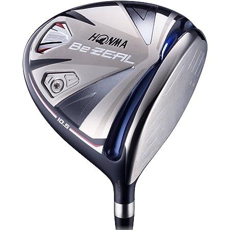 本間ゴルフ Be ZEAL535 ドライバー 【カタログ純正シャフト装着モデル】 ビジール535 VIZARD for Be ZEALカーボンシャフト メンズ 右用