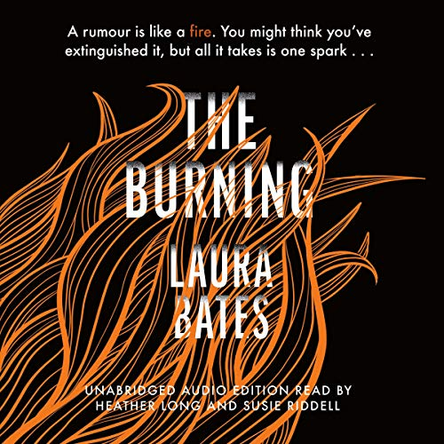 The Burning cover art