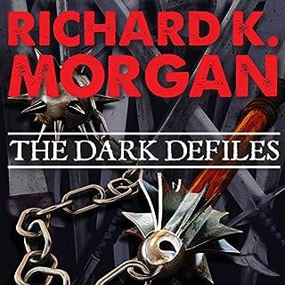 The Dark Defiles audiobook cover art