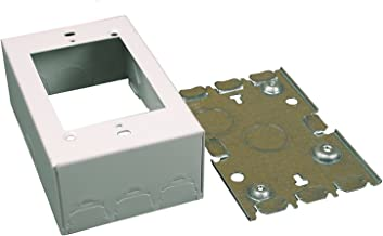 Legrand - Wiremold BW35 Metal Raceway Extra Deep Outlet Box