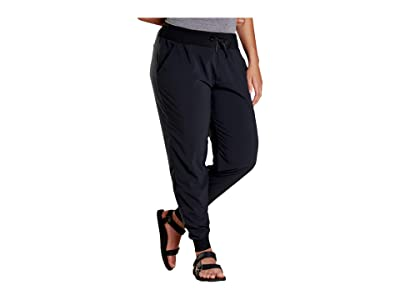 Toad&Co Debug Sunkissed Jogger (Black) Women
