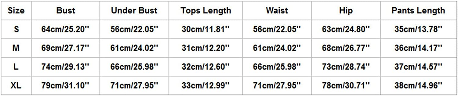 Workout Sets for Women 2 Piece Seamless High Waist Short Leggings and Ribbed Workout Crop Tanks Womens Activewear
