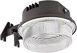 LED Barn Light 50W, SZGMJIA 6500lm Dusk to Dawn Yard Lighting with Photocell,CREE LED 5000K Daylight, 300W MH/HPS Replacement, 5-Year Warranty, IP65 Waterproof for Outdoor Security/Area Light