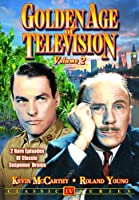 Golden Age of TV 2: Mr Mummery's Secret / Away [DVD] [Import]