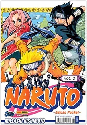 Naruto Pocket - Volume 2