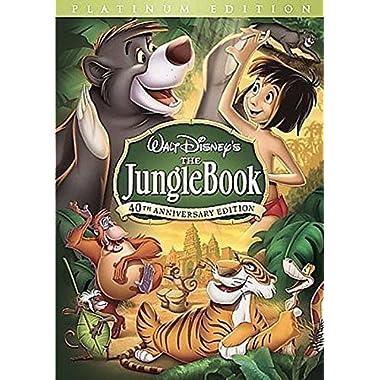 The Jungle Book [DVD] 2 Disc Platinum Edition (2007)