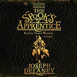 The Spook's Apprentice cover art