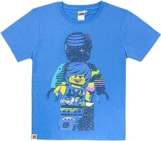 Lego Movie 2 Rex Dangervest Boys T-Shirt