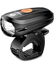 LUMINTOP C01 自転車ライト LEDヘッドライト 高輝度 IP68 完全防水 USB充電式 1500mAh 広範囲照射 明るさ5400カンデラ 連続点灯10.5h JIS前照灯適合品 【二年保証】