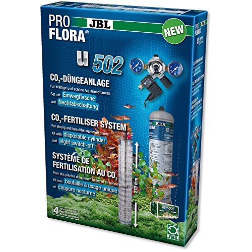 JBL PROFLORA U502-System Düngung im CO weltweit für Aquarien