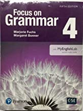 Value Pack: Focus on Grammar 4 Student Book with MyLab English and Workbook