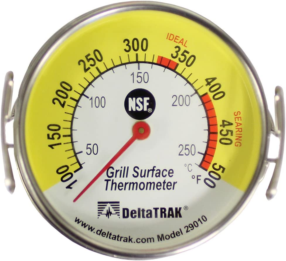 DeltaTrak Louisville-Jefferson County Mall 29010 Grill Surface Thermometer to 38°C 260°C Jacksonville Mall 10