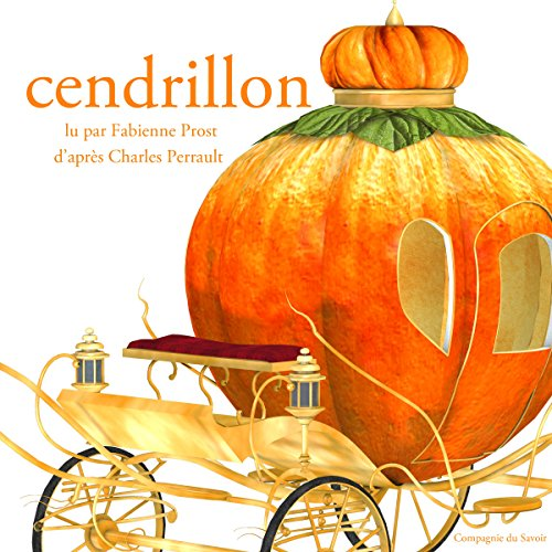 Couverture de Cendrillon