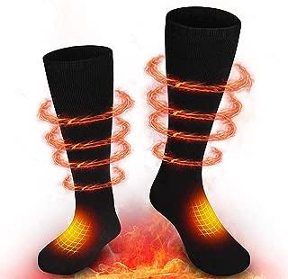 Best battery powered thermal socks Reviews