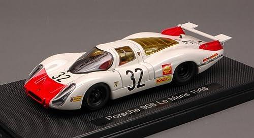 autorización oficial Ebbro EB44289 EB44289 EB44289 Porsche 908 N.32 DNF LE Mans 1968 G.MITTER-V.ELFORD 1 43 Die Cast Compatible con  Compra calidad 100% autentica
