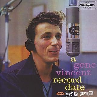 A Gene Vincent Record Date + Sounds Like Gene Vincent + 8(import)
