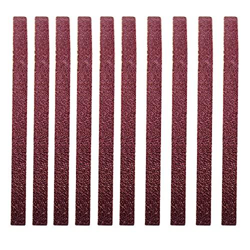 Kibola – 10 piezas de 330 x 10 mm para lijadora de...