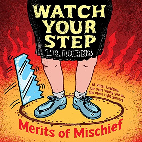Watch Your Step audiobook cover art