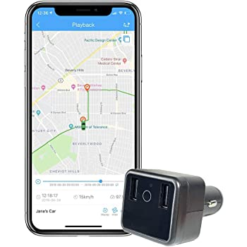 Komire Mini Smart Key Finder Phone Finder Black Wireless Bluetooth Tracker Anti-lost alarm Supporting Remote Self-Timer and Record Kid Wallet Bag Pet GPS Locator with App for Android IOS