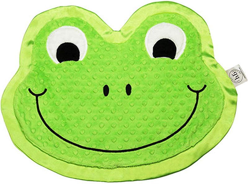 Happy Blankie Premium Heirloom Comfort Blanket For Kids Stomp The Frog Small