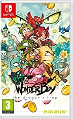 Wonder Boy - The Dragon's Trap