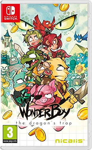 Wonder Boy: The Dragon's Trap [Importación francesa]