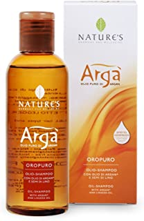 Bios Line Arga' Oil Shampoo with Argan Oil and Flax Seeds - 200 ml