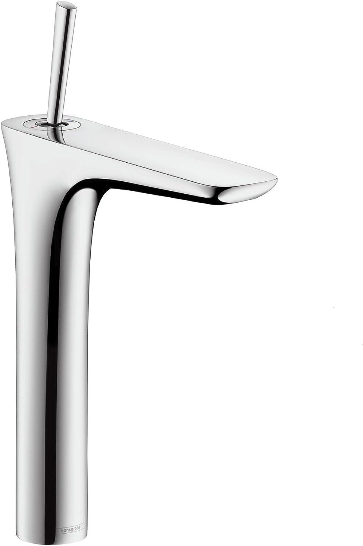 Hansgrohe Einhebelmischer PURAVIDA 15066000 für Waschschüssel,5,0l min,verchromt