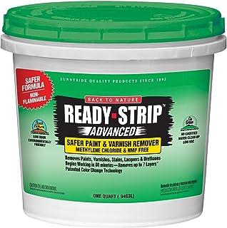 Sunnyside 65832A Ready-Strip ADVANCED Paint & Varnish Remover, Quart