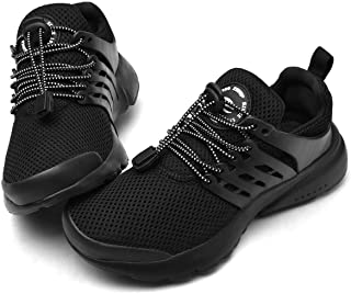 Boys Girls Sneakers Lightweight Breathable Athletic...