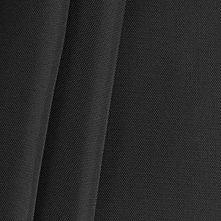 Black 420 Denier Coated Pack Cloth Fabric - by the Yard