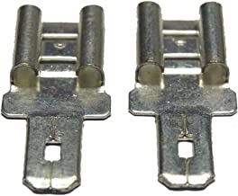 F2 to F1 Terminal Adapters for Lead Acid Battery (Sold as a Pair)