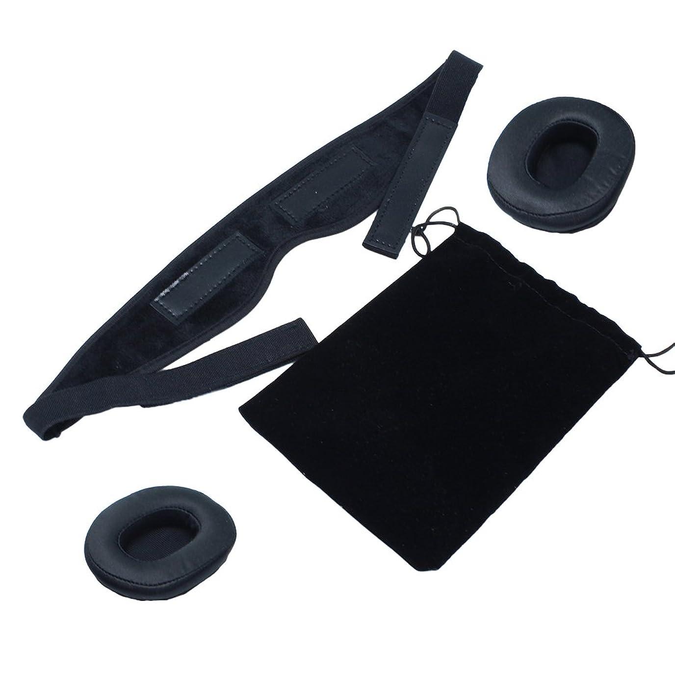 ミット小数デマンドHealifty モジュラースリープマスク調節可能な3Dアイマスクナイトブラインダーアイズハンドレディースキッズキッズ