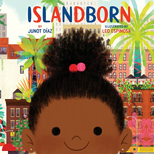 Islandborn audiobook cover art