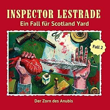 Ein Fall für Scotland Yard,Fall 2: Der Zorn des Anubis