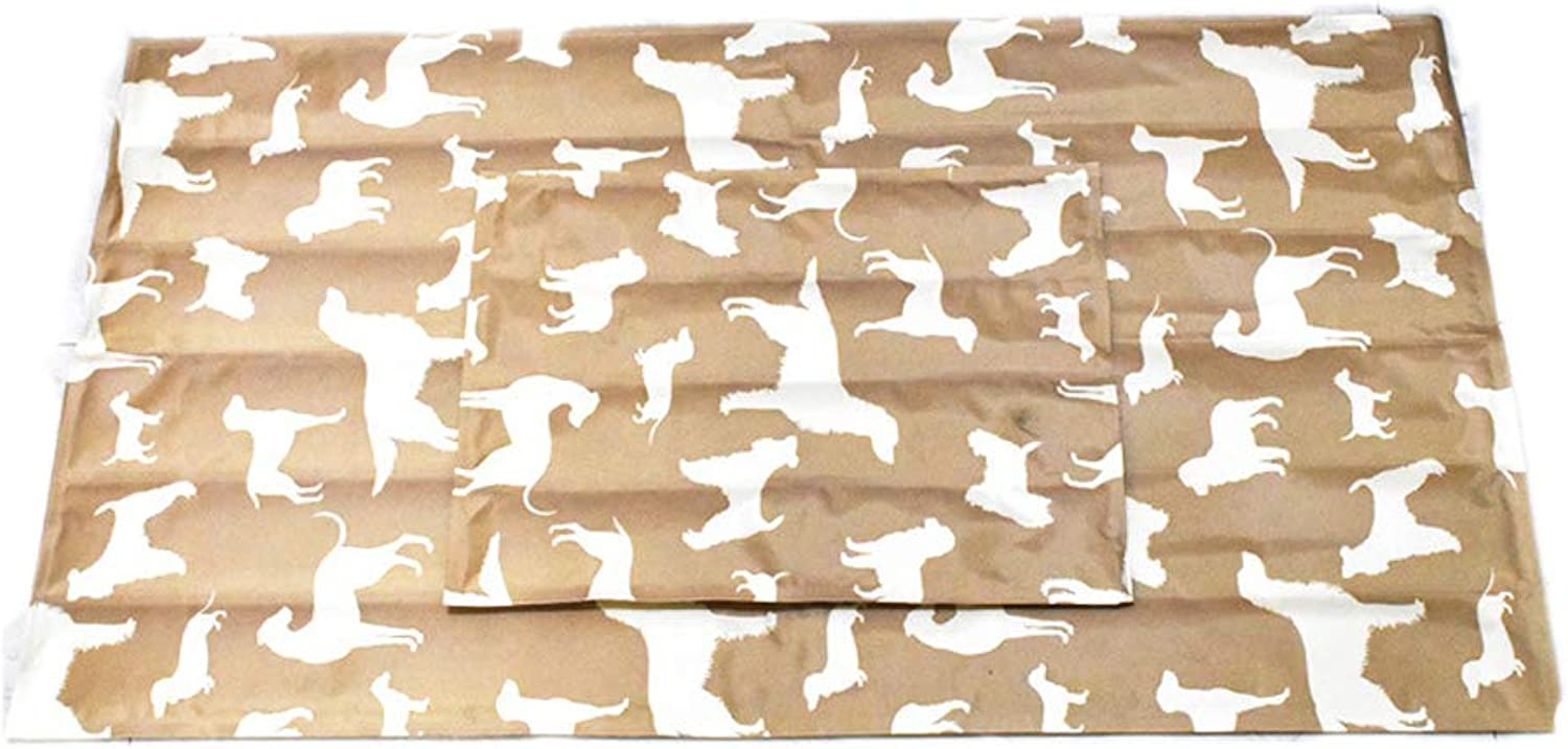 Pet Mat,Non Toxic Non Sticking Skin-Friendly Keep Pets Cool Prevent Overheating Dehydration Comfortable Dog Mat