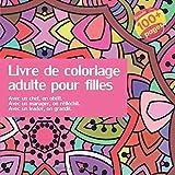 Livre de coloriage adulte pour filles - Avec un chef, on obéit. Avec un manager, on réfléchit. Avec un leader, on grandit. (Mandala) (French Edition)