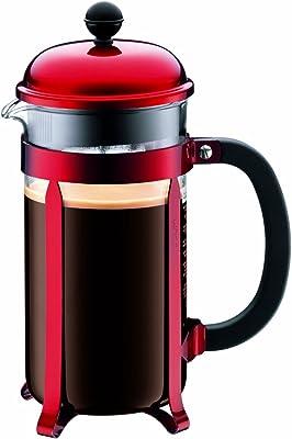 Bodum Chambord 8 Cup Shatterproof French Press Coffeemaker